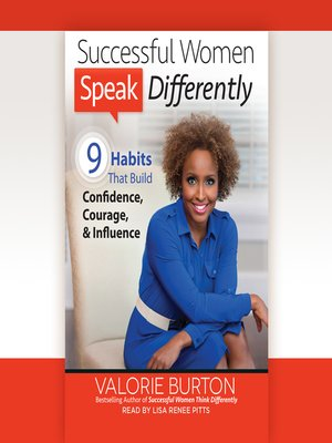 cover image of Successful Women Speak Differently