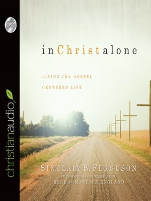 cover image of In Christ Alone