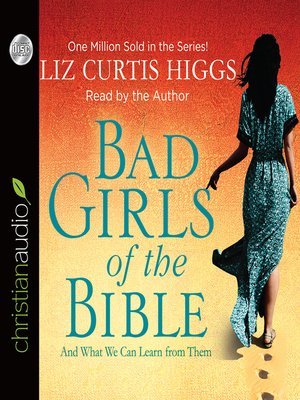 cover image of Bad Girls of the Bible