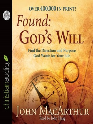 cover image of Found: God's Will