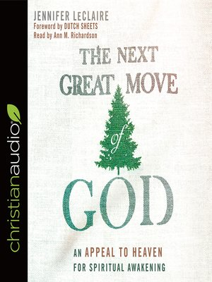 cover image of Next Great Move of God
