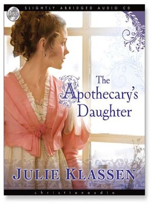 cover image of Apothecary's Daughter