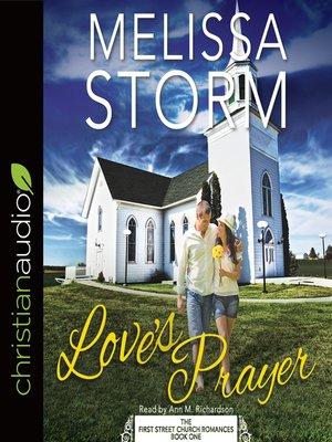 cover image of Love's Prayer