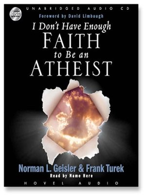 cover image of I Don't Have Enough Faith to be an Atheist