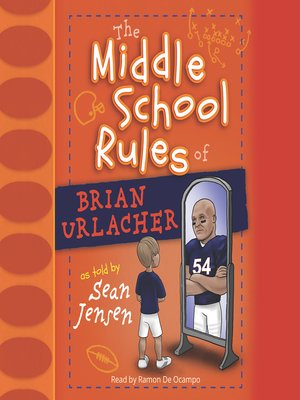 cover image of Middle School Rules of Brian Urlacher