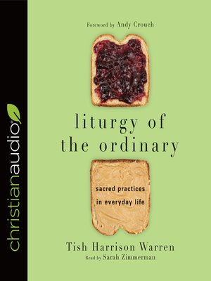 cover image of Liturgy of the Ordinary