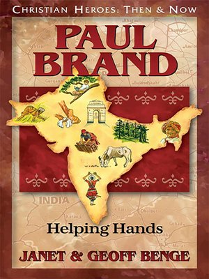 cover image of Paul Brand