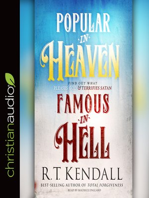 cover image of Popular in Heaven Famous in Hell