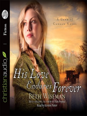 cover image of His Love Endures Forever