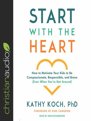 cover image of Start with the Heart