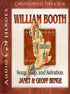 cover image of William Booth