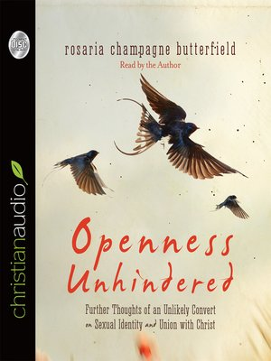 cover image of Openness Unhindered