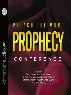cover image of Preach the Word Prophecy Conference