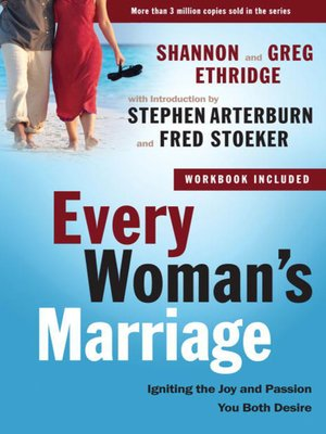 cover image of Every Woman's Marriage