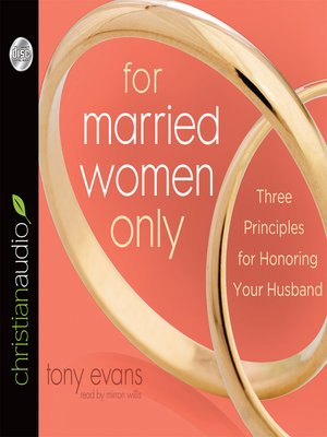 cover image of For Married Women Only