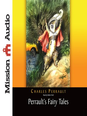 cover image of Perrault's Fairy Tales