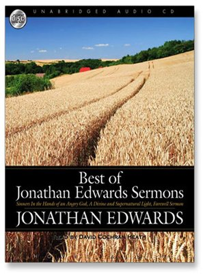 cover image of Best of Jonathan Edwards Sermons