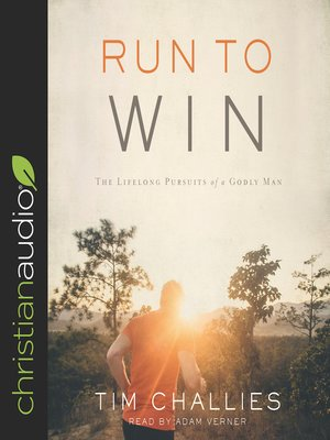 cover image of Run to Win
