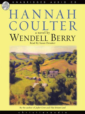 cover image of Hannah Coulter