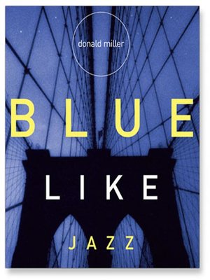 cover image of Blue Like Jazz