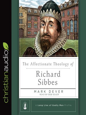 cover image of The Affectionate Theology of Richard Sibbes