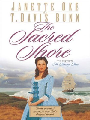 cover image of The Sacred Shore