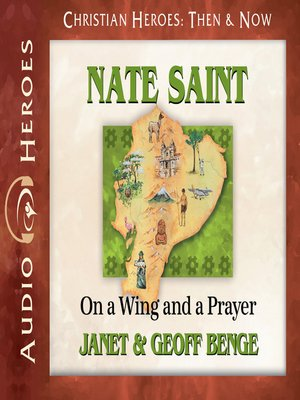 cover image of Nate Saint