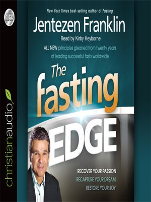 cover image of The Fasting Edge
