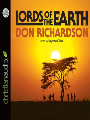 cover image of Lords of the Earth