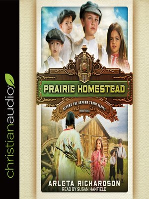 cover image of Prairie Homestead