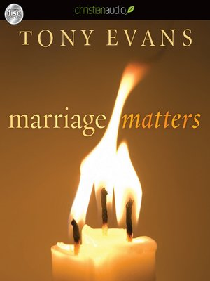 cover image of Marriage Matters