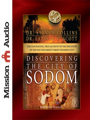 cover image of Discovering the City of Sodom