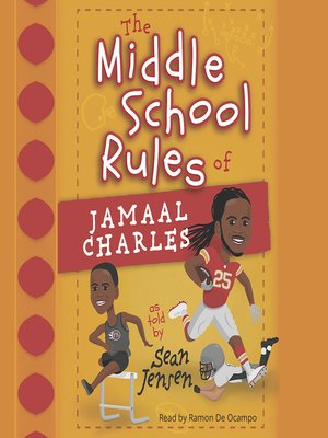cover image of Middle School Rules of Jamaal Charles