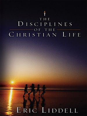 cover image of Disciplines of the Christian Life