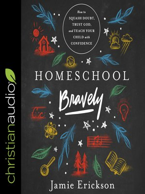 cover image of Homeschool Bravely