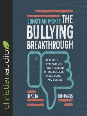 cover image of The Bullying Breakthrough
