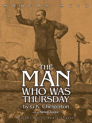 cover image of Man Who was Thursday