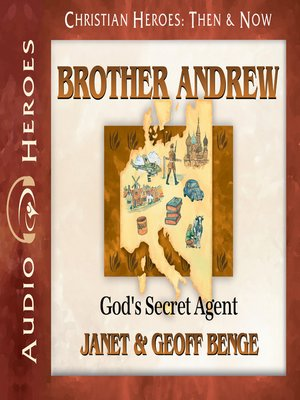 cover image of Brother Andrew