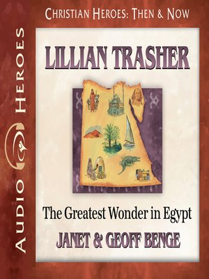 cover image of Lillian Trasher