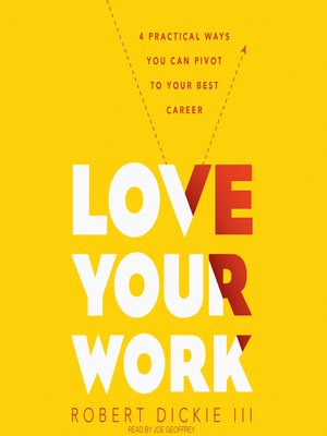cover image of Love Your Work