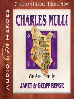 cover image of Charles Mulli