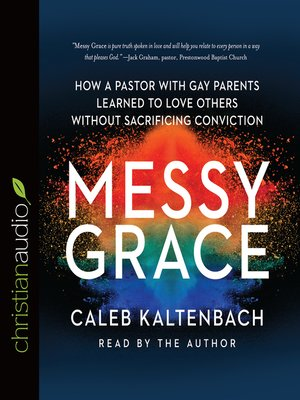 cover image of Messy Grace