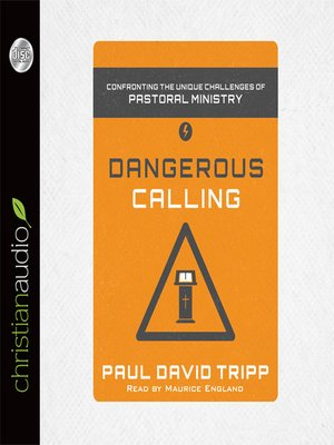 cover image of Dangerous Calling