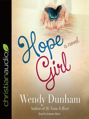 cover image of Hope Girl