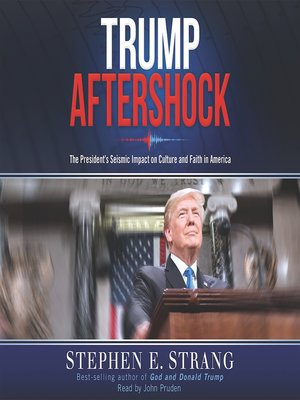 cover image of Trump Aftershock