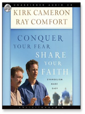cover image of Conquer Your Fear, Share Your Faith
