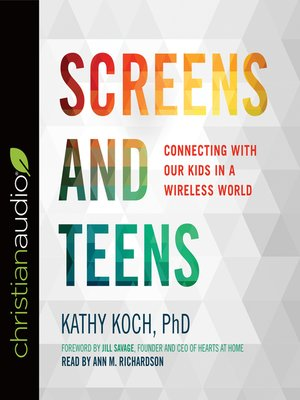 cover image of Screens and Teens