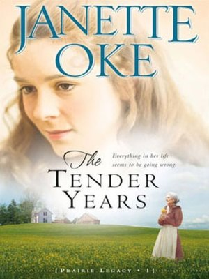 cover image of The Tender Years