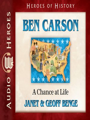 cover image of Ben Carson