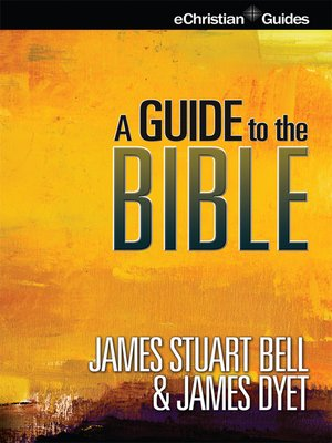 cover image of Guide to the Bible